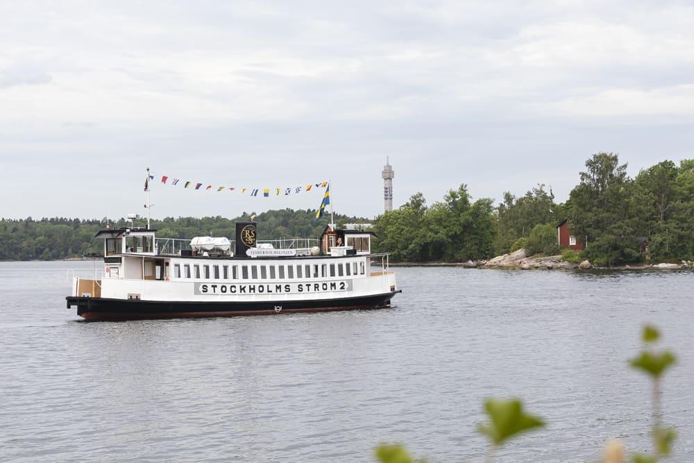 Rederi Stockholm Ström kundexempel