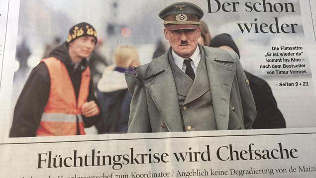 Tagesspiegel vom 7. Oktober 2015