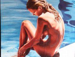 """arte realista """"verano"""""""