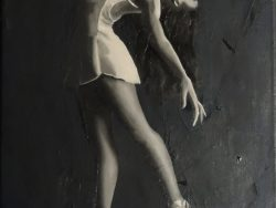 pintura-bailarina-figurativa