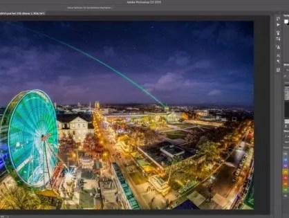 Adobe Photoshop CC update