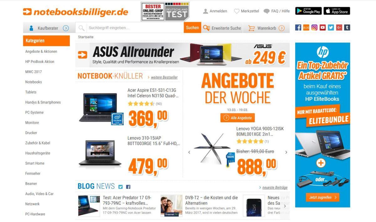 Warum Amazon von notebooksbilliger.de lernen kann | Interview mit Arnd von Wedemeyer