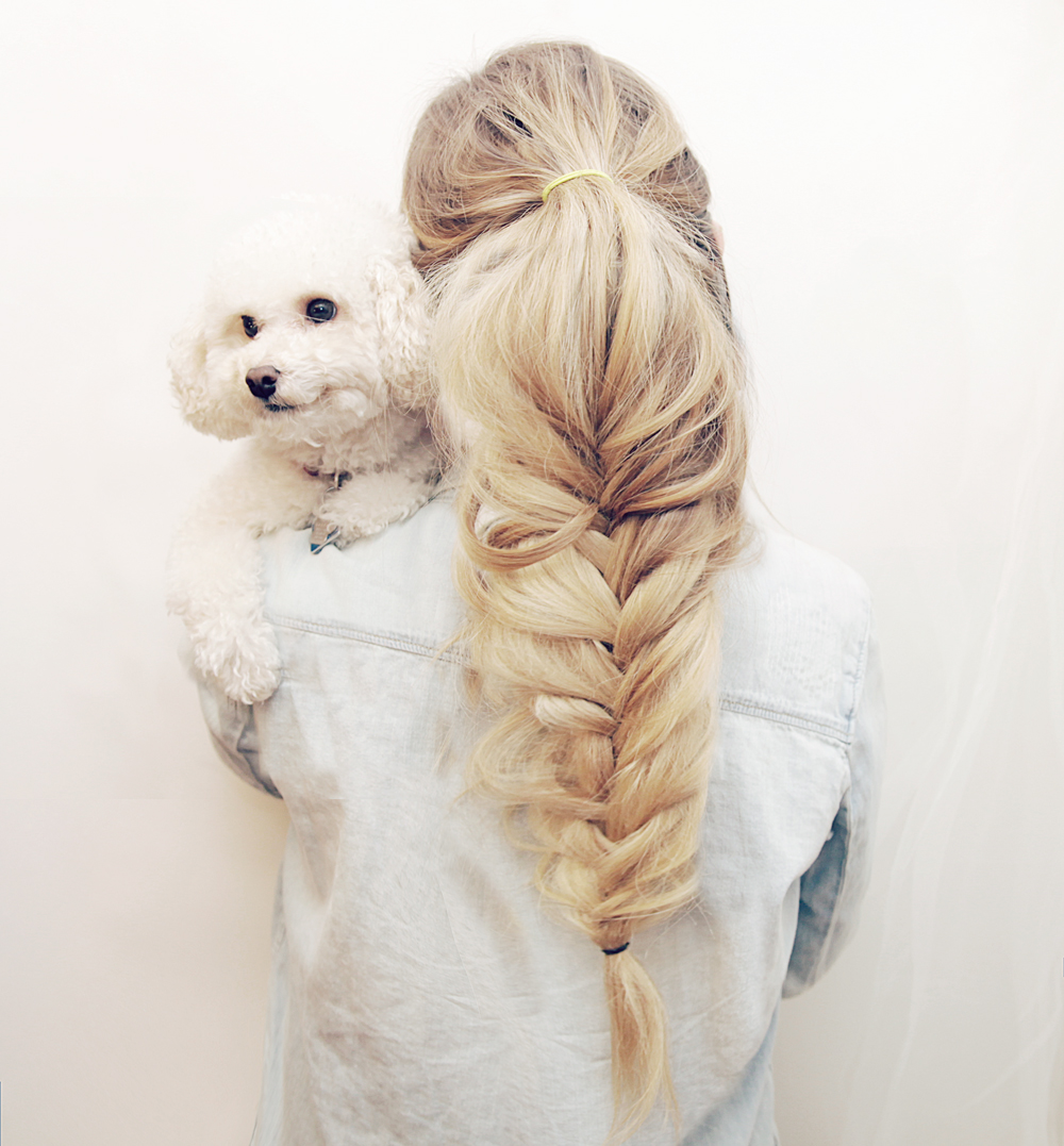 Kassinka-Fishtail-Braid-Ponytail
