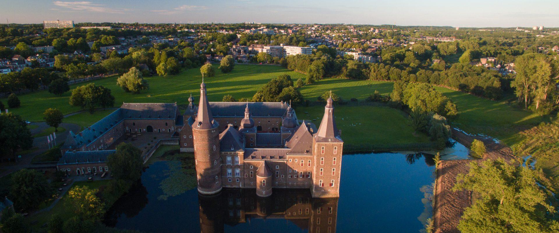 homepage kasteel hoensbroek