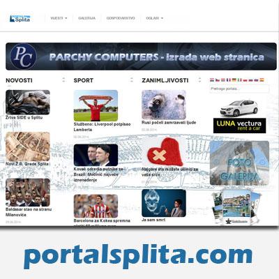 Portal grada Splita