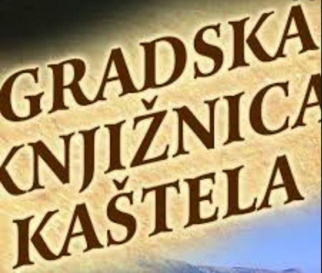 Gradska knjižnica Kaštela - OBAVIJEST - Kastela.COM