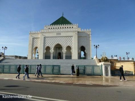 Mausoleum der letzten 3 verstorbenen Könige