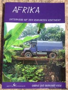 Afrika Buch pistenkuh www.kasteninblau.de