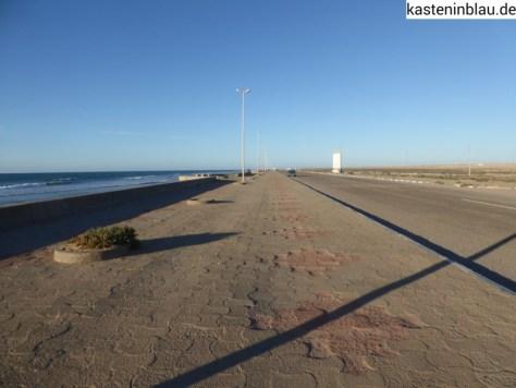 Laayoune nach Boujdour-Promenade