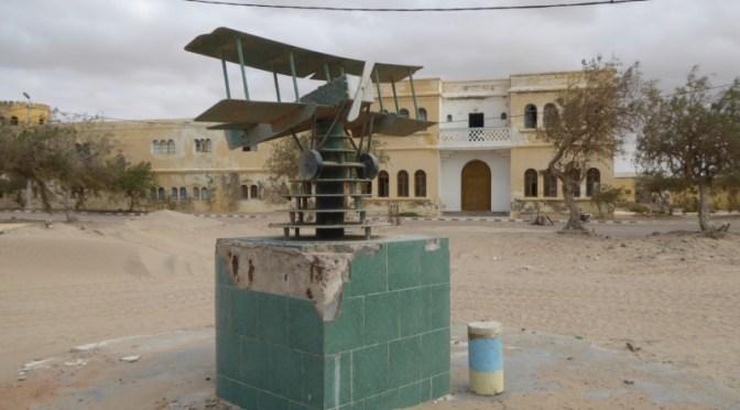 West-Sahara-Fahrt: von Oued Ma Fatma nach Tarfaya (130 km)