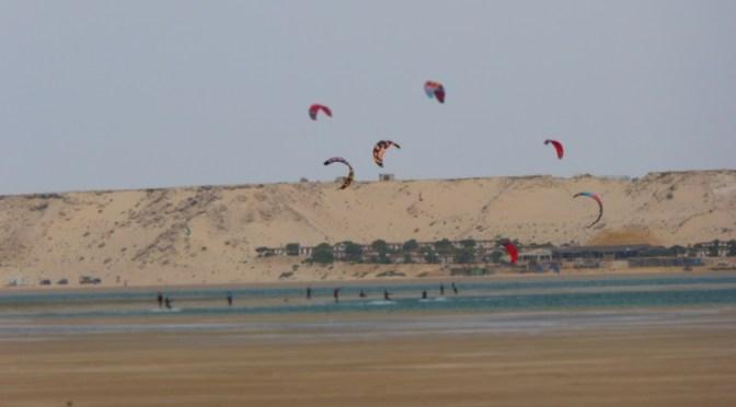 West-Sahara-Fahrt: von Oued Kraa nach Dakhla (Kilometer 25) (150 km)