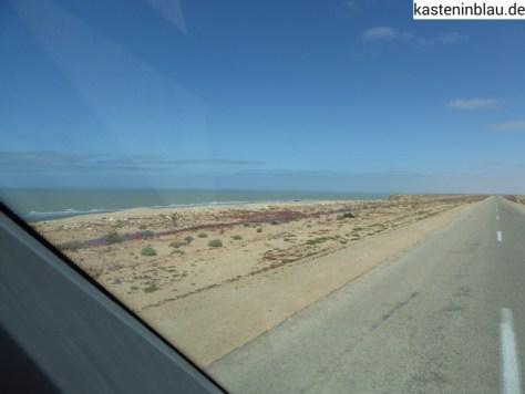 Den Atlantik entlang......