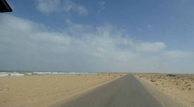 West-Sahara-Fahrt: Rückfahrt