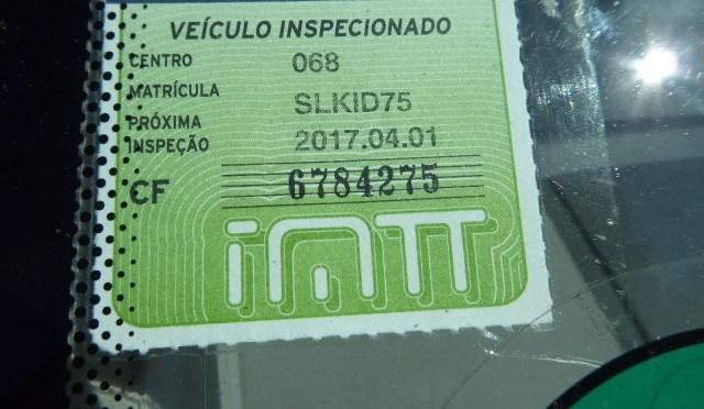 TÜV in Portugal
