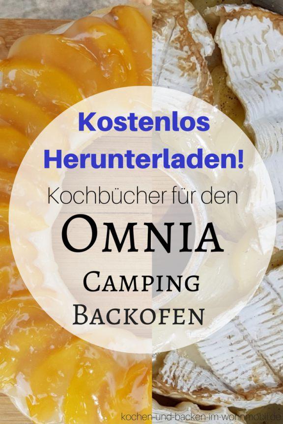 kostenloses Omnia Backofen Kochbuch