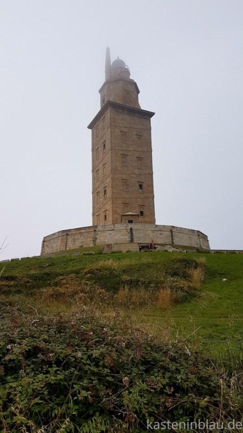 Herkulesturm in Galicien