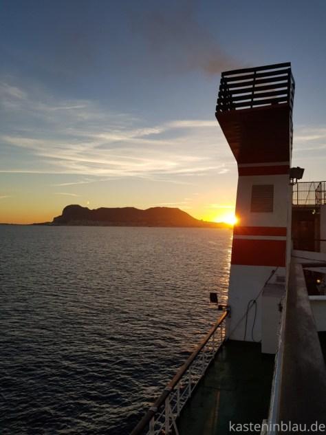 Fähre Gibraltar