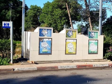 Roadtrip Marokko kasteninblau