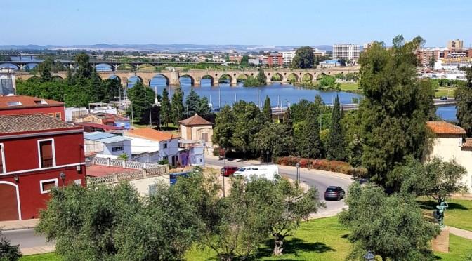 Badajoz in Spanien