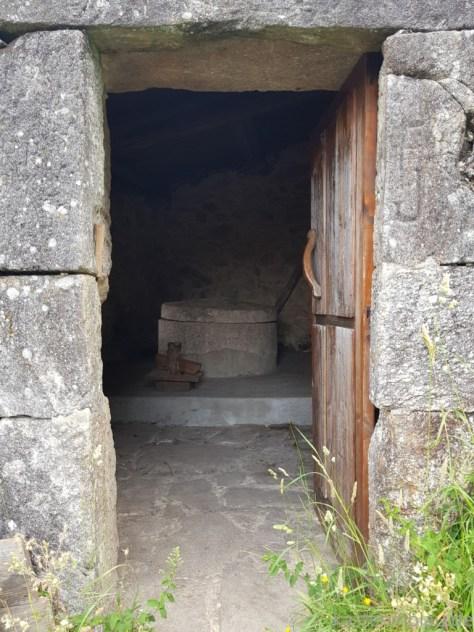 Wanderung an Wassermühlen in Galicien: Muinos do Folon e Picon