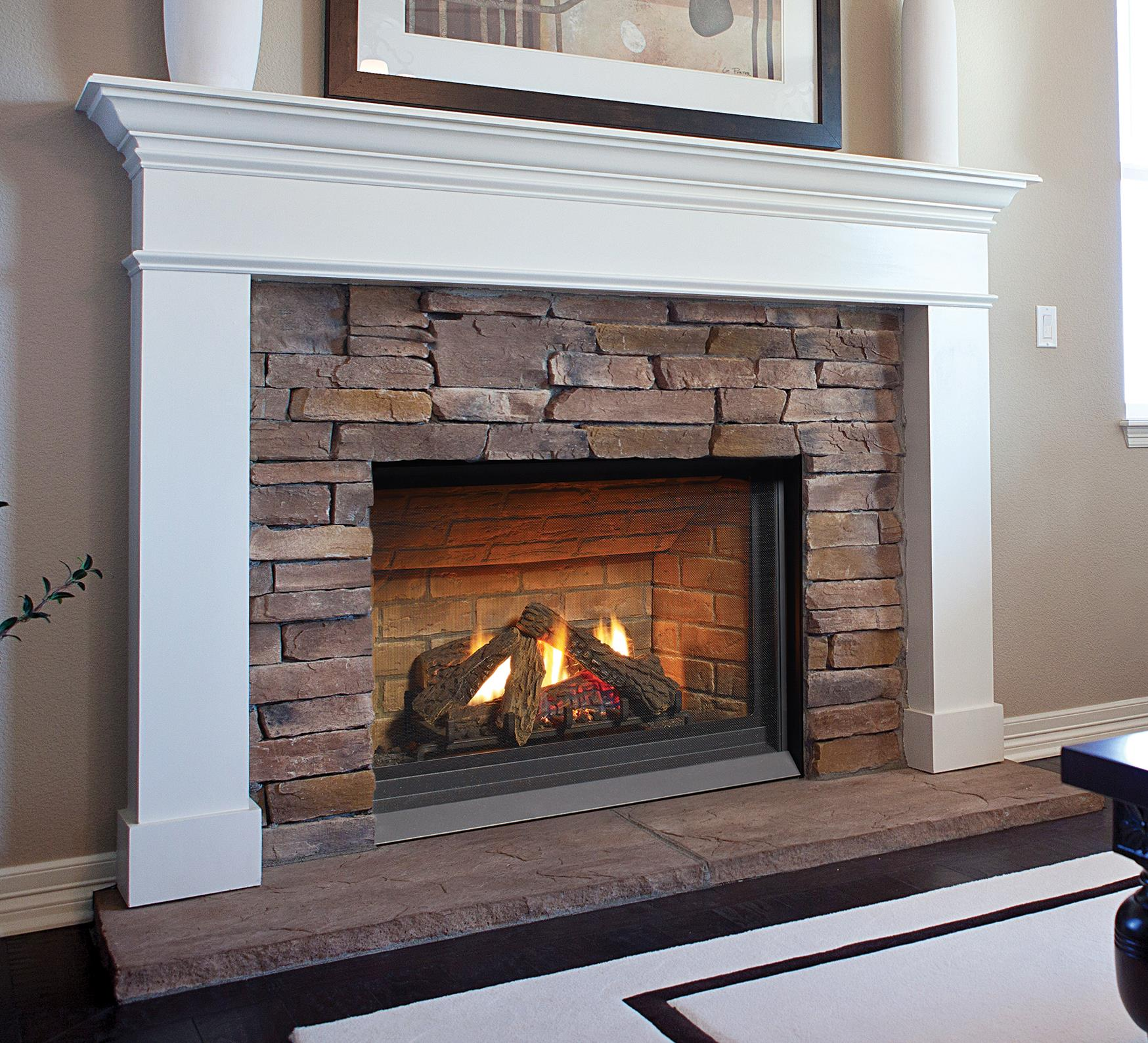 20 Best Vented Propane Fireplace