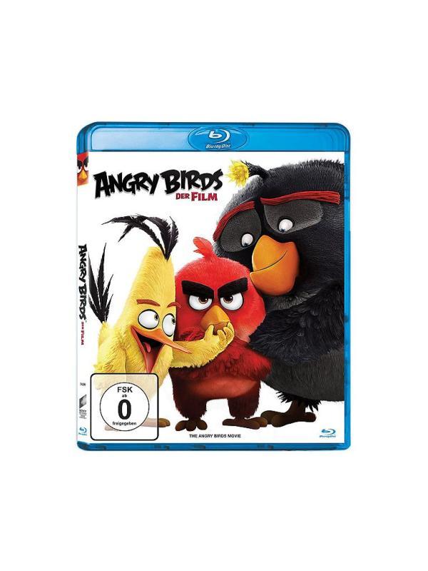 BLU RAY Angry Birds - Der Film transparent