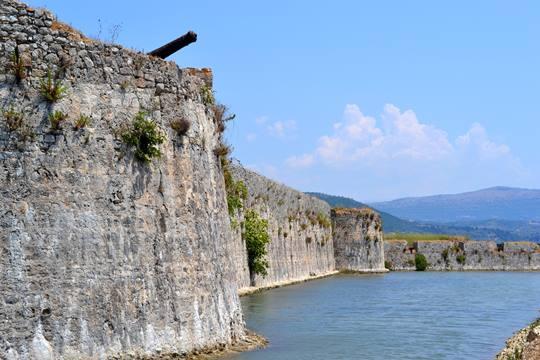 Κάστρο Αγίας Μαύρας - Ελληνικά Κάστρα