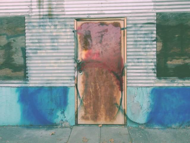 faded-door