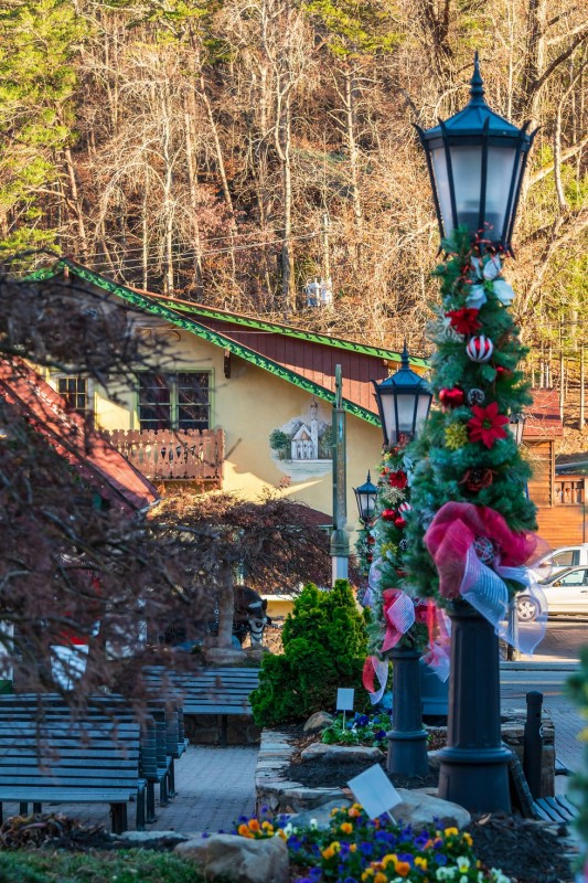 The Most Festive Christmas Towns In America