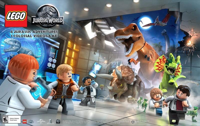 LEGO Jurassic World - Video Game