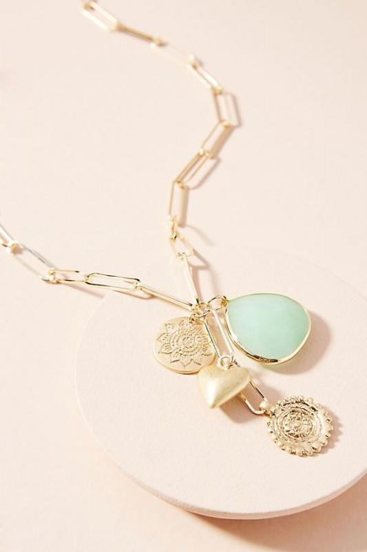 Aisla Chain Necklace