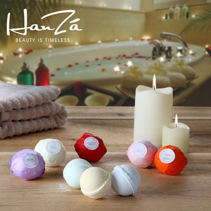 HanZa Bath Bombs