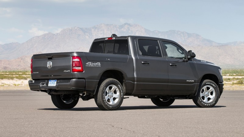 2019 Ram 1500 4x4 V-6 eTorque First Test: Same Truck, Different Flavor
