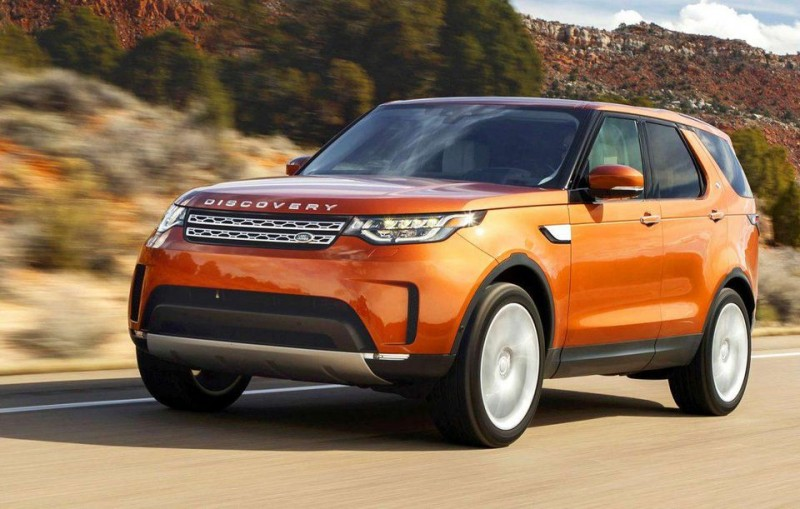 Test-Driving the 2019 Land Rover Discovery HSE Td6 and Jaguar's Sport Brake