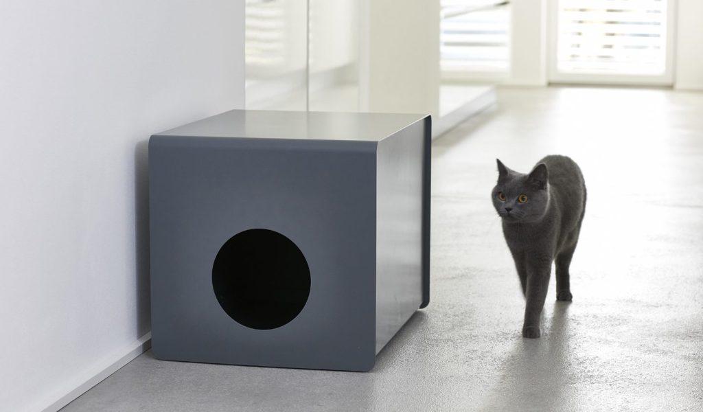 design kattenmeubel MiaCara Sito kattenbak
