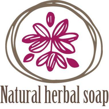 Natúr szappan logó