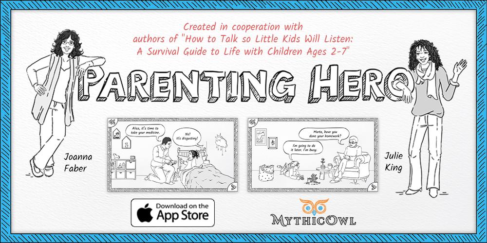 Parenting Hero - banner