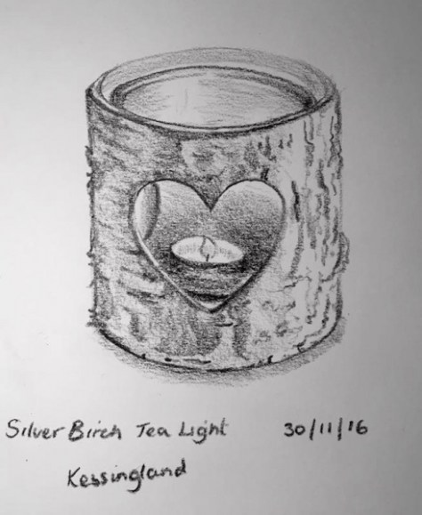 Tea light 335