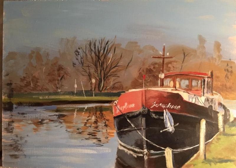 Josephine Beccles Quay week 3