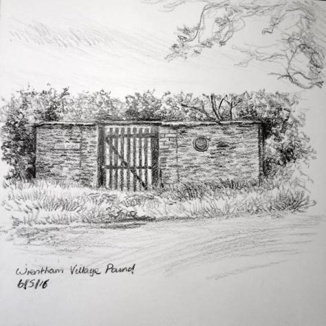 Wrentham village pound 127