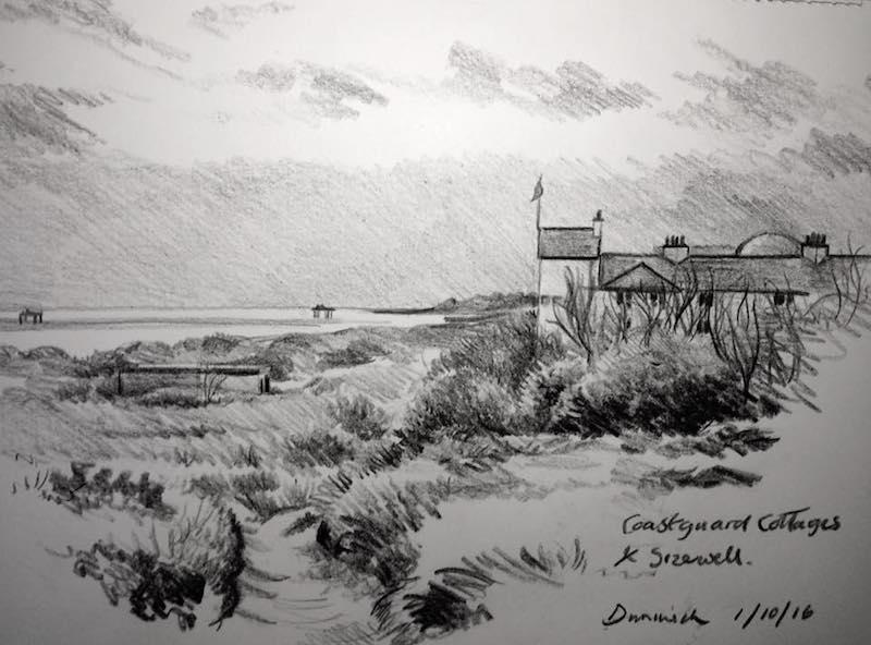 Coastguard cottages 275