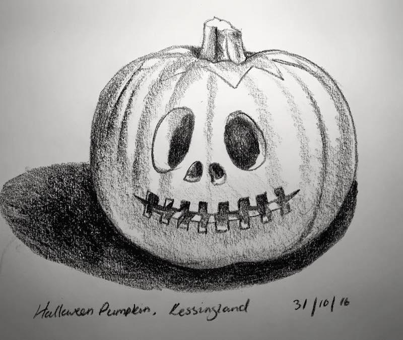 Halloween pumpkin 305