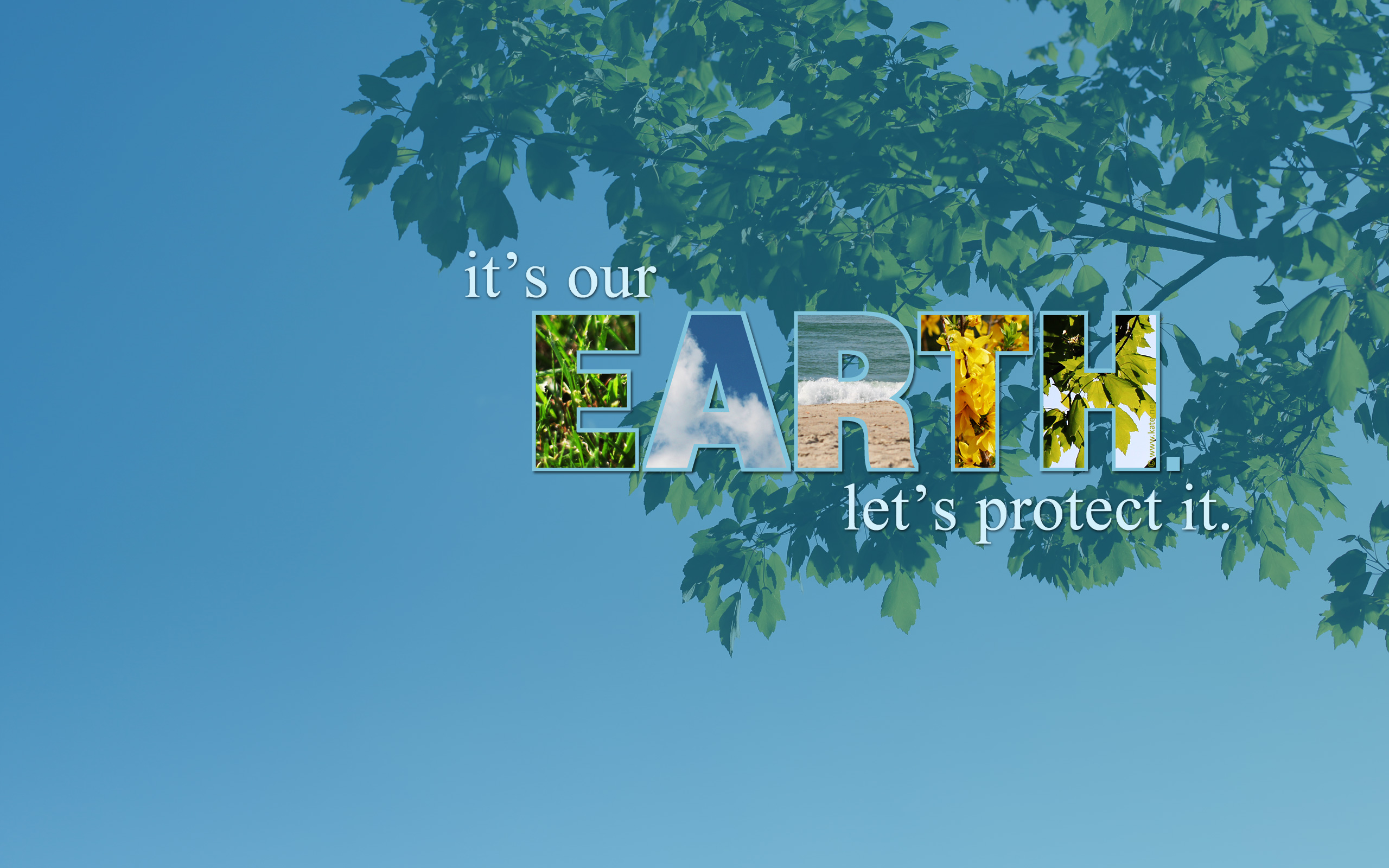 kate planet - green, environmental, and wildlife wallpapers