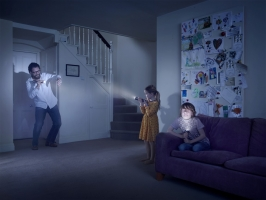 <h5>British Gas <br> Photography by Julia Fullerton-Batten</h5><p>Produced by Locate Productions                                                                                                                                                                                                            </p>