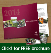 Download a brochure, or we will put one on the post for you