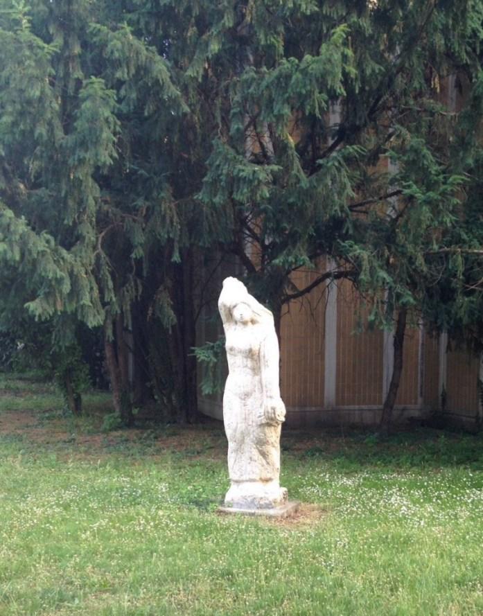 Bekescsaba statue