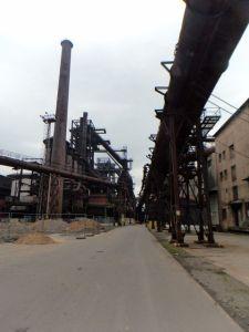 ostrava mining area