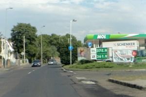 tank station mol green