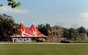 A38 stage sziget festival