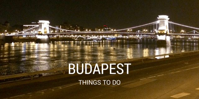 budapest things to do to avoid trouble erysebet hid elisabeth bridge